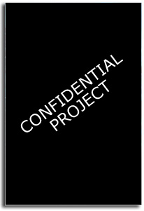 Confidential Project Poster